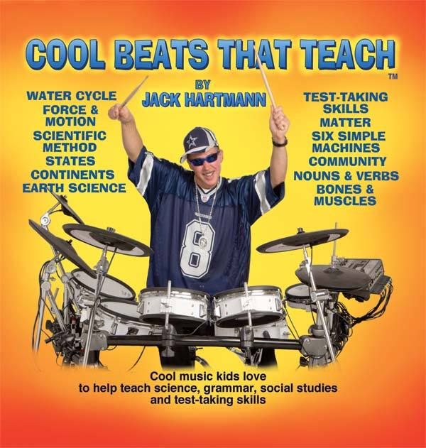 Jack Hartmann: Cool Beats that Teach