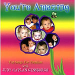 Judy Caplan Ginsburgh: You're Amazing CD