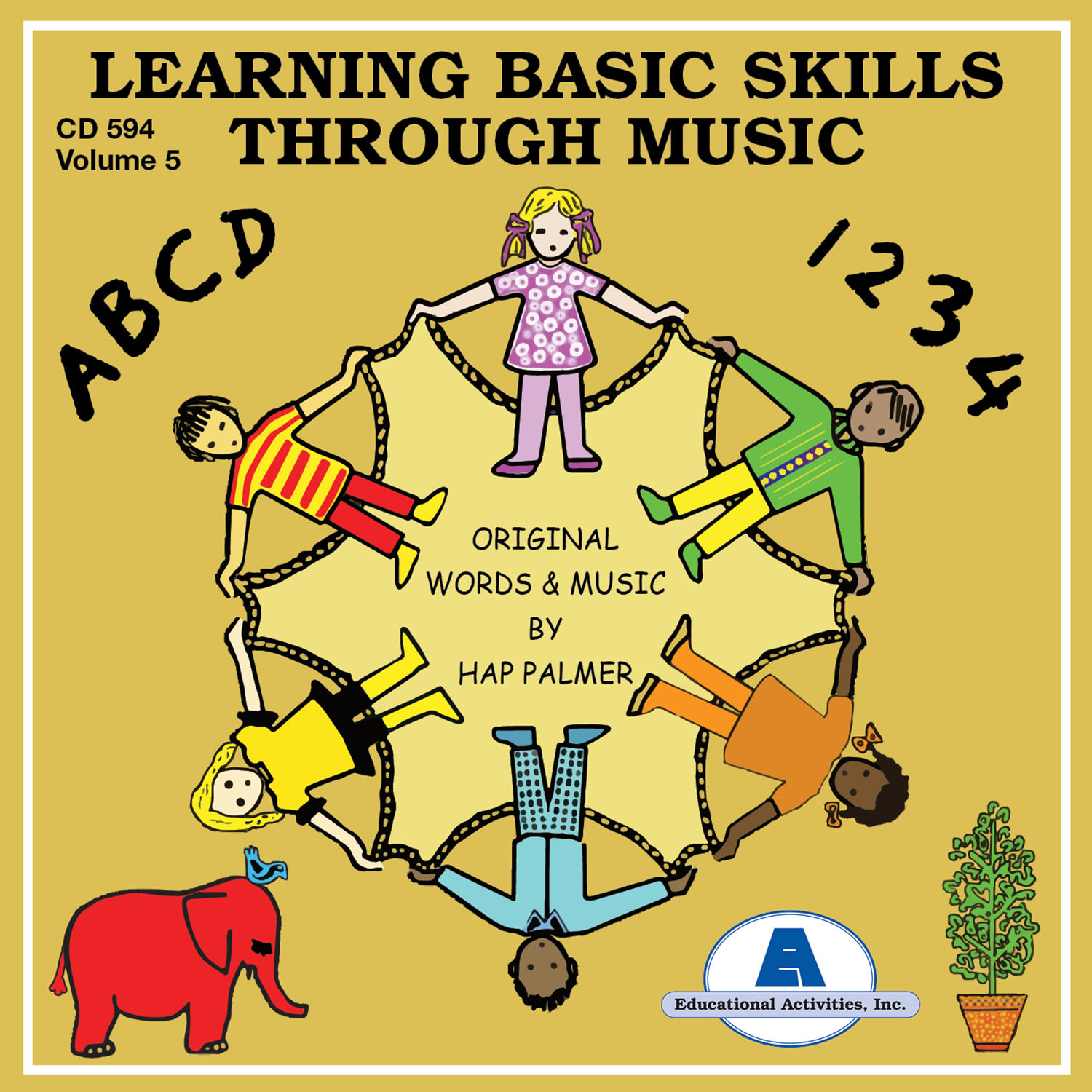 Learning Basic Skills Through Music Volume 5