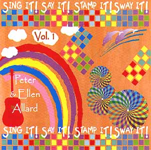 Sing It! Say It! Stamp It! Sway It! Volume 1: Allard