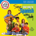 Sing Your Way To Spanish with Jody: ALL SPANISH