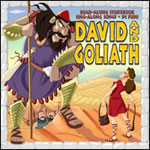 David and Goliath Download with Printables