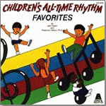 Childrens All-Time Rhythm Favorites Enhanced CD
