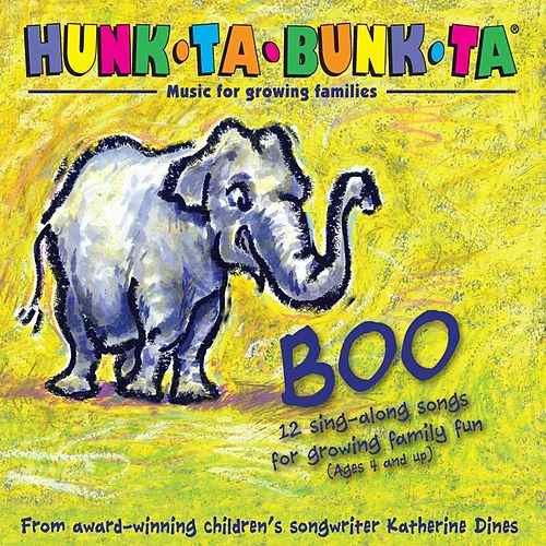 Katherine Dines: Hunk-Ta-Bunk-Ta BOO!