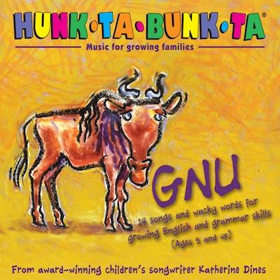 Katherine Dines: Hunk-Ta-Bunk-Ta GNU