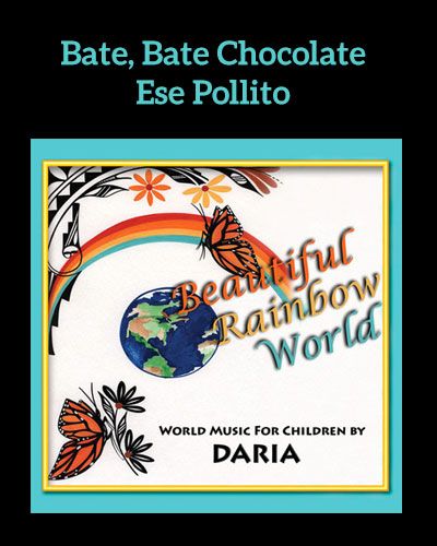 Bate, Bate Chocolate/ese Pollito Download