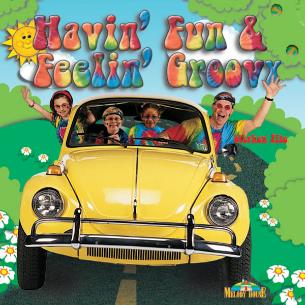 Stephen Fite: Havin' Fun and Feelin' Groovy CD