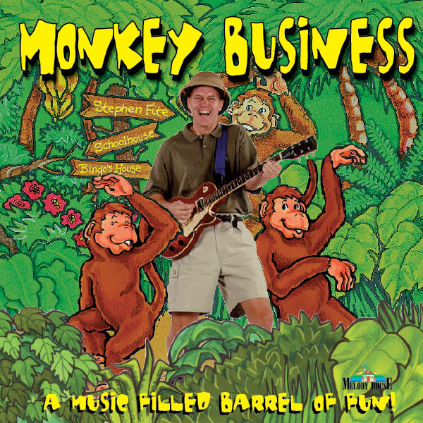 Stephen Fite: Monkey Business CD
