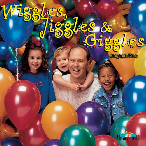 Stephen Fite: Wiggles, Jiggles, and Giggles CD