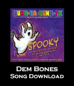 Dem Bones Song Download