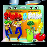 Shake and Bake: Music of Fitness and Food