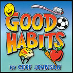 Good Habits Educational Music CD or Download