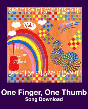 One Finger, One Thumb Song Download