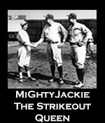 Mighty Jackie, The Strikeout Queen Song Download