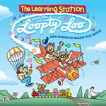 The Learning Station: Here We Go Loopty Loo CD