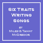 Six Traits Writing Songs
