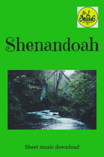 Shenandoah: Sheet Music Download