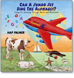Hap Palmer: Can a Jumbo Jet Sing the Alphabet