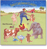 Hap Palmer: Early Childhood Classics