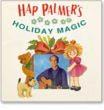 Hap Palmer: Holiday Magic