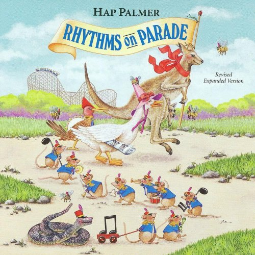 Hap Palmer: Rhythms on Parade