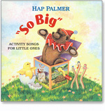 Hap Palmer: So Big