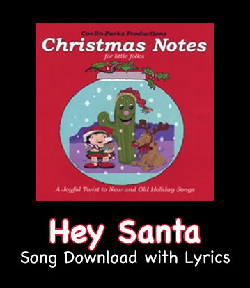 Hey Santa Song Download