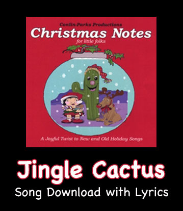 Jingle cactus song download.