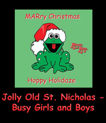 Jolly Old St. Nicholas/Busy Girls and Boys Song Download