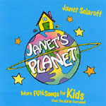 Janet Sclaroff: Janet's Planet