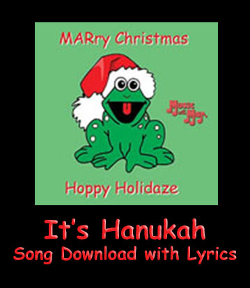 It's Hanukah! Song Download