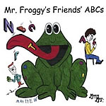 Mr. Froggy's Friends' ABCs from Mar. Harman