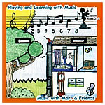 Playing & Learning with Music CD