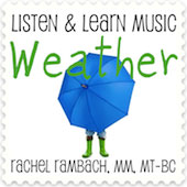Listen and Learn: Weather Download with Lyrics & Instrumental Tracks