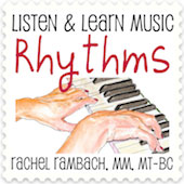 Listen and Learn: Rhythms Download with Lyrics