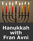 Hanukkah with Fran Avni: Downloads with Lyrics