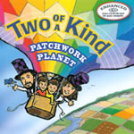 Two of a Kind: Patchwork Planet