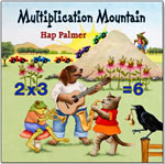 Hap Palmer: Multiplication Mountain
