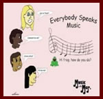 Music with Mar: Everybody Speaks Music