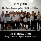 It's Holiday Time: Downloadable Tracks with Lyrics