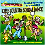 The Learning Station: Kid's Country Song & Dance CD