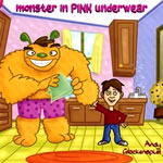 Monster in Pink Underwear Download with Lyrics