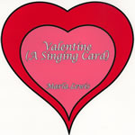 Valentine; A Singing Card Song Download