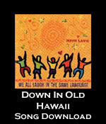 Down in Old Hawaii Song Download