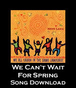 We Can't Wait for Spring Song Download