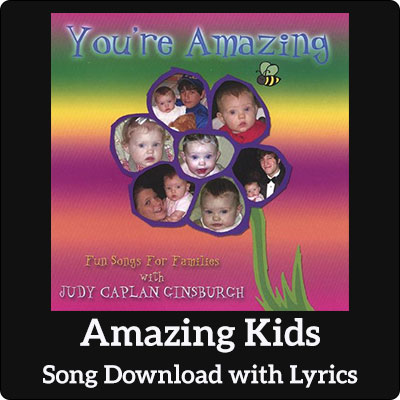 Amazing Kids: Right-Hand Lead Sheet Music Download
