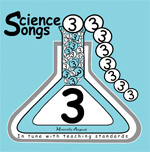 Musically Aligned: Science Songs 3