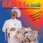 Mr. Al: Mr. Al a Carte CD