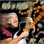 Mr Al: Math in Motion Educational Music CD