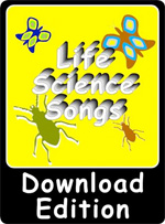 Life Science Songs Download with Printables